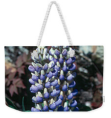 Lupine 2 Weekender Tote Bag by Andy Shomock