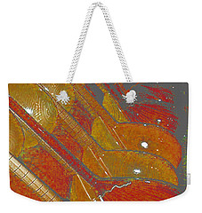 Weekender Tote Bag featuring the photograph Lutherie by Luc Van de Steeg