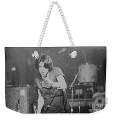 Weekender Tote Bag featuring the photograph lux by Steven Macanka