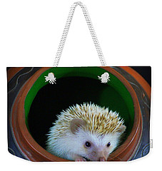 Lyla The Hedgehog Weekender Tote Bag
