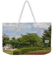 Lytle Park Cincinnati Weekender Tote Bag