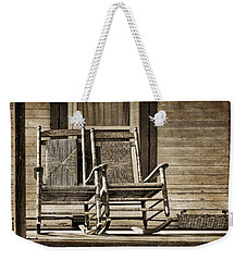 Ma And Pa Weekender Tote Bag