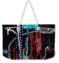 Maaaaaybe It's A.. Ghost Weekender Tote Bag