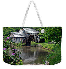 Mabry Mill In May Weekender Tote Bag