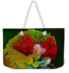 Mac-awwww Weekender Tote Bag by Gary Holmes