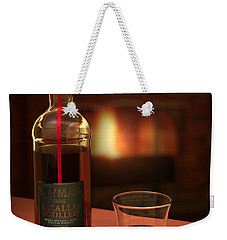 Macallan 1973 Weekender Tote Bag by Adam Romanowicz