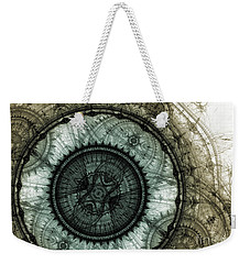 Machinist's Dream Weekender Tote Bag