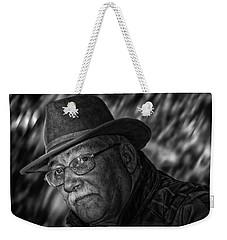 Macho Man Weekender Tote Bag