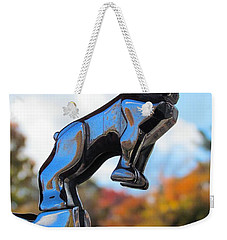 Mack Bulldog Weekender Tote Bag