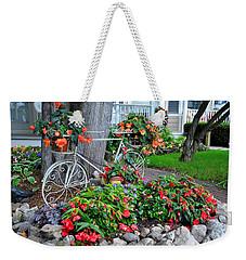 Mackinac Island Garden Weekender Tote Bag