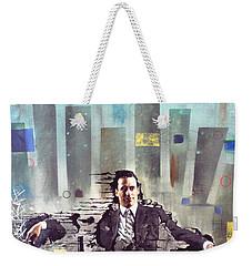 Mad Men Disintegration Of Don Draper Weekender Tote Bag