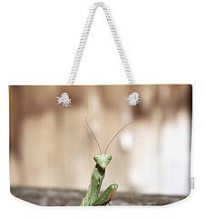 Madame Mantis Weekender Tote Bag
