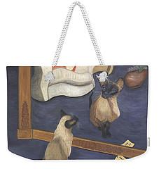 Made In China Weekender Tote Bag