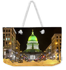 Madison Capitol Weekender Tote Bag
