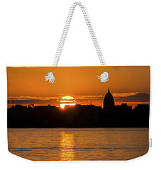 Madison Sunset Weekender Tote Bag