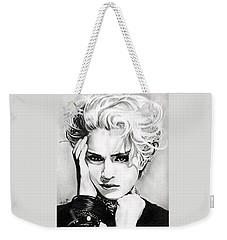 Madonna Weekender Tote Bag by Fred Larucci