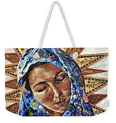 Madonna Of The Dispossessed Weekender Tote Bag