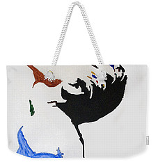 Madonna True Blue Weekender Tote Bag