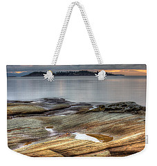 Madrona Sunrise Weekender Tote Bag