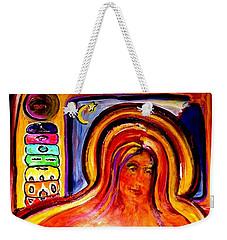 Madu Weekender Tote Bag