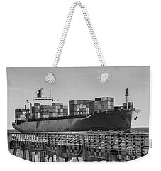 Maersk Shipping Line Weekender Tote Bag