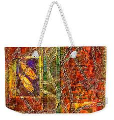 Magic Carpet Weekender Tote Bag