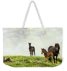 Magic In The Mist Weekender Tote Bag