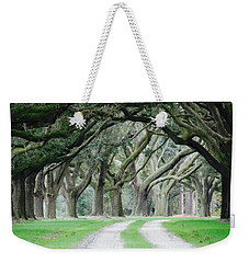 Magic Live Oaks Weekender Tote Bag
