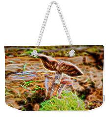 Magic Mushroom-5 Weekender Tote Bag