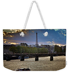 Magic Paris Weekender Tote Bag