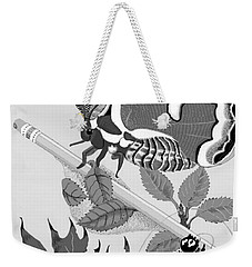 Magic Pencil Weekender Tote Bag