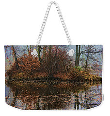 Magic Reflection Weekender Tote Bag