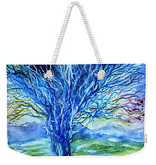 Magic Thorn Tree The Celtic Tree Of Life Weekender Tote Bag