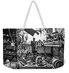 Magic Workshop Weekender Tote Bag