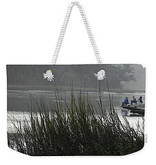 Weekender Tote Bag featuring the photograph Magical Inlet by Patricia Greer