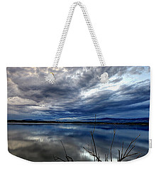 Magical Lake - Vertical Weekender Tote Bag