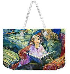 Magical Storybook Weekender Tote Bag