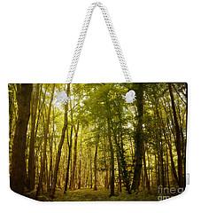 Magical Woodlands Weekender Tote Bag