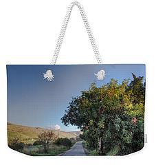 Magician Path Weekender Tote Bag