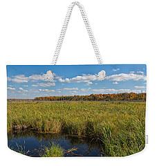 Magnificent Minnesota Marshland Weekender Tote Bag