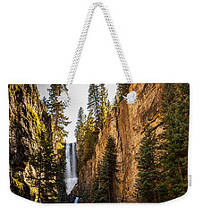 Magnificent  Mystic Falls  Weekender Tote Bag by Steven Reed