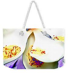 Magnolia Bee Weekender Tote Bag