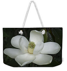 Magnolia Grandiflora Blossom - Simply Beautiful Weekender Tote Bag