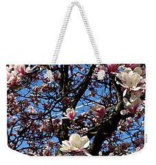 Magnolias Weekender Tote Bag
