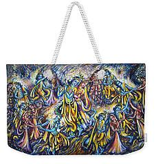 Maha Rass Weekender Tote Bag by Harsh Malik