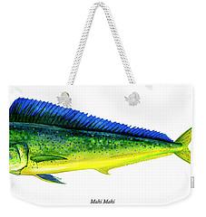 Mahi Mahi Weekender Tote Bag