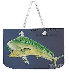 Mahi-mahi Weekender Tote Bag