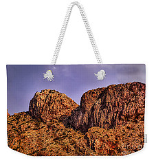 Weekender Tote Bag featuring the photograph Majestic 15 by Mark Myhaver