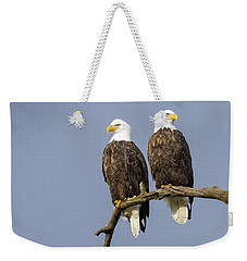 Majestic Beauty  6 Weekender Tote Bag