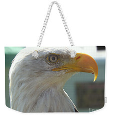 Majestic Icon Weekender Tote Bag by Lingfai Leung